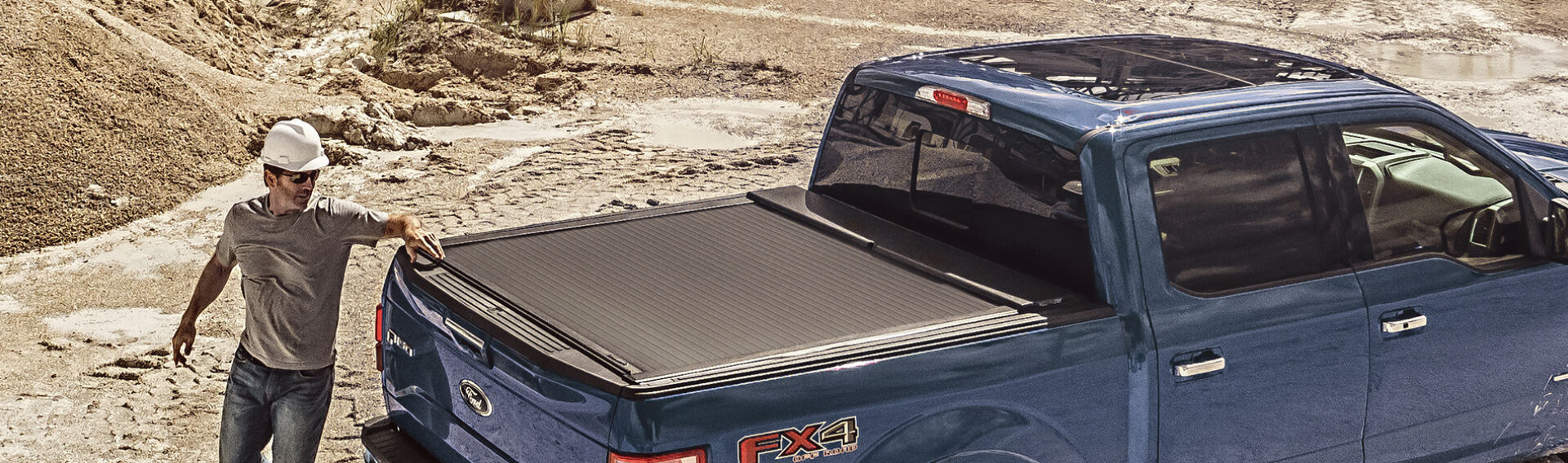 It's Never Been Easier to Shop! Explore our brand new website to find the right truck bed cover for you today! Shop Now