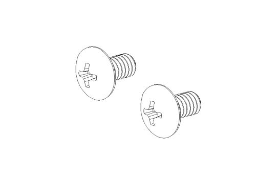 Lid Screws